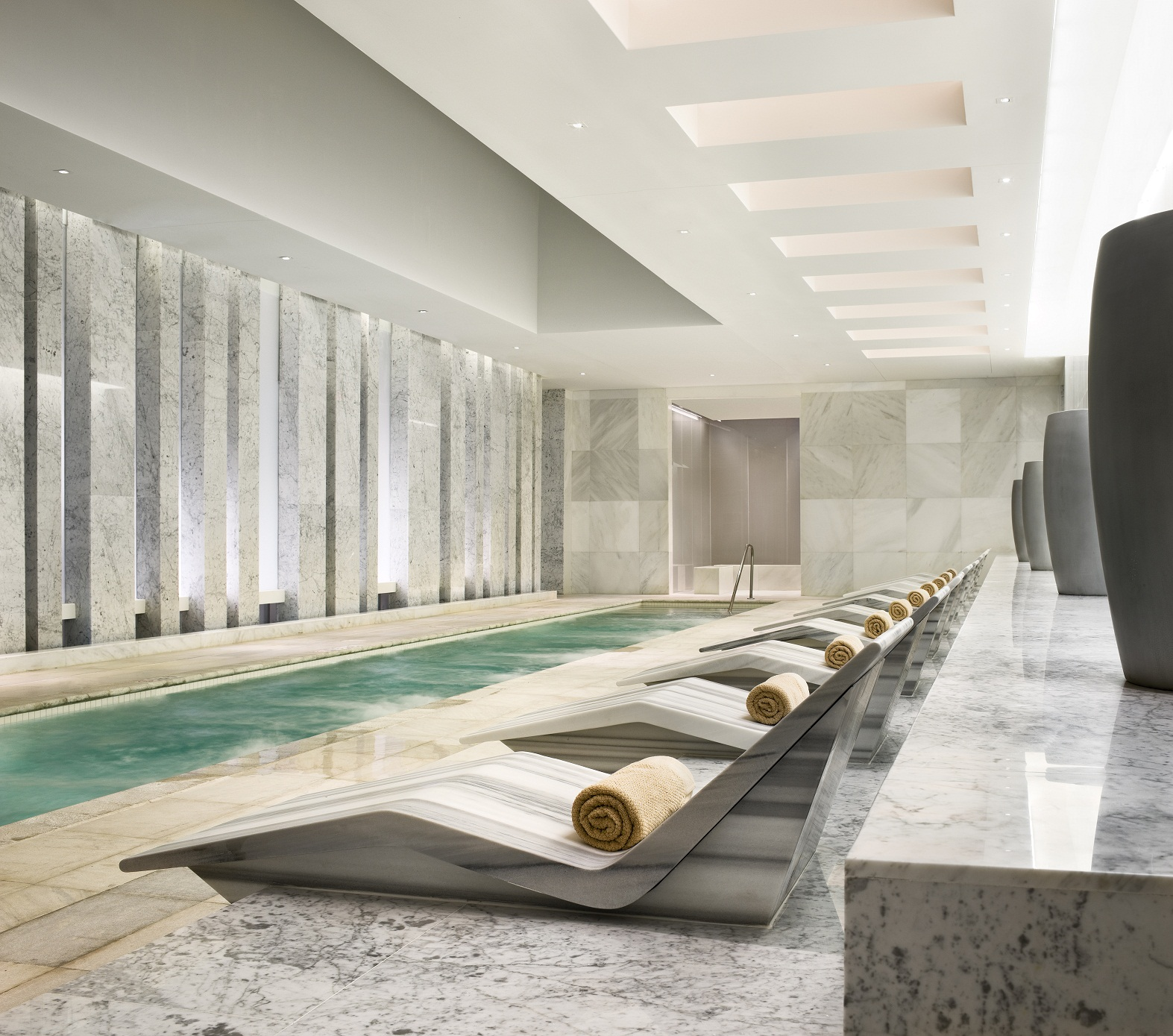 Home spa recipes from the fontainebleau spa director for Best health spas in the us
