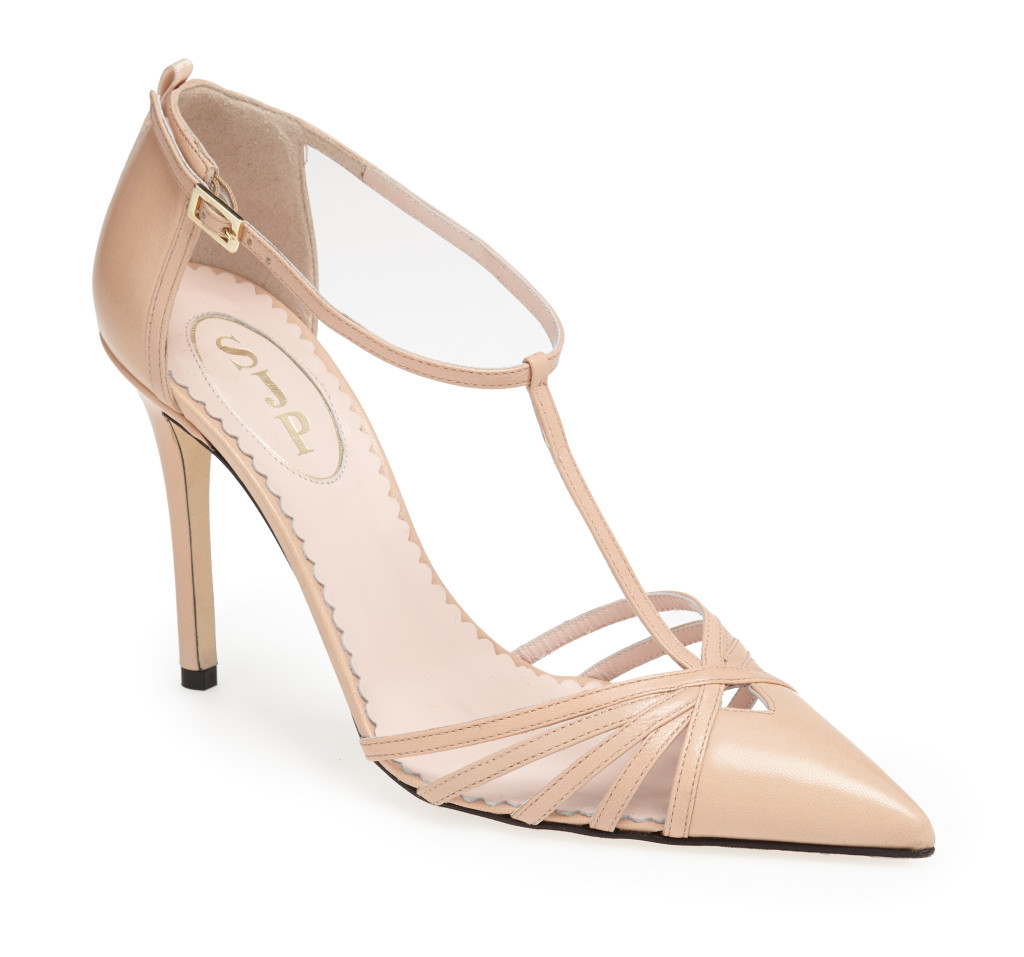 Carrie Pump Nude - $355