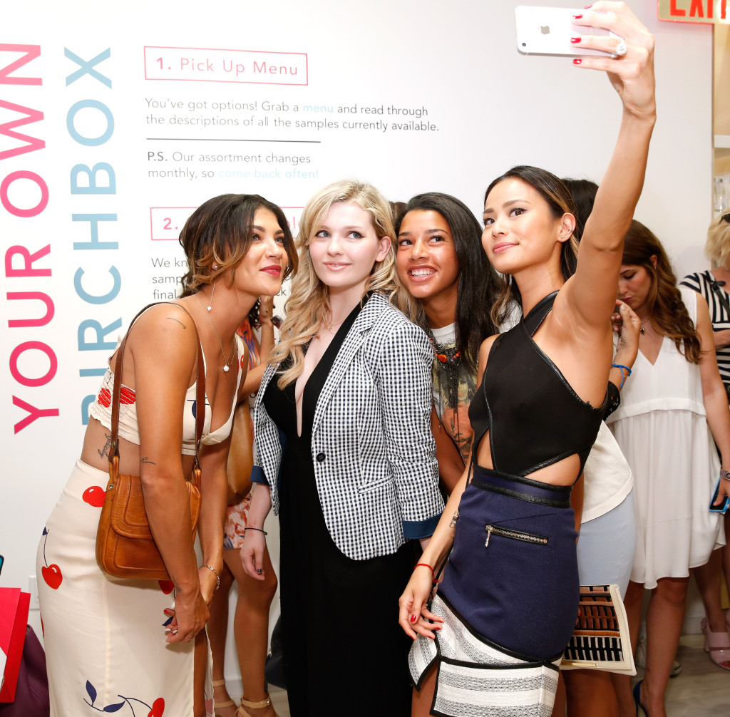 Birchbox Celebrates The Opening Of The Birchbox Flagship Store In NYC