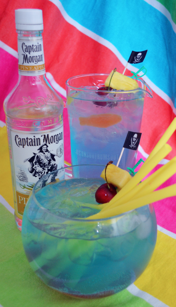 Captain Morgan cocktail