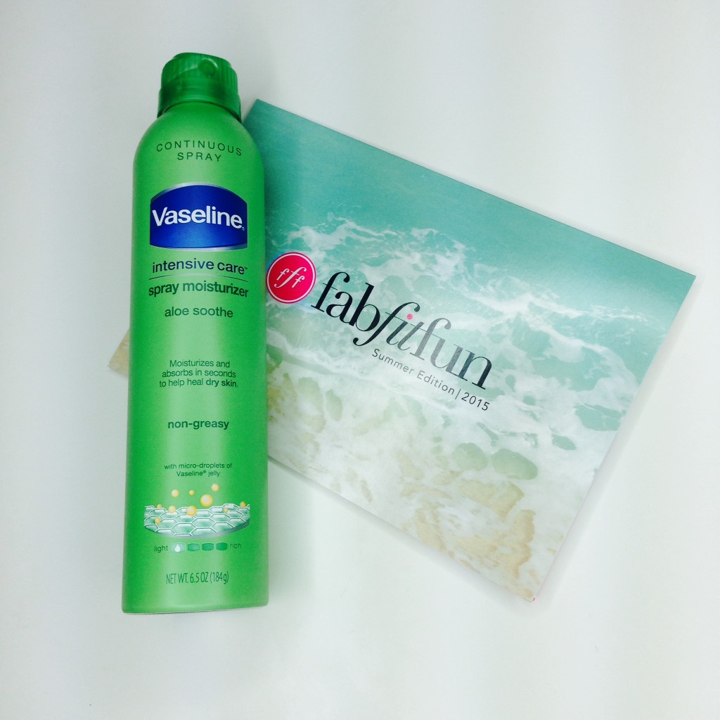Vaseline Intensive Care Spray